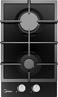 Газовая варочная панель Midea Q302GFD-BL -