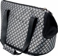 Переноска для животных Trixie Gordon 36212 (серый/черный) -