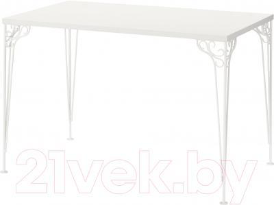Письменный стол Ikea Фалькхойден 002.889.35 (белый)