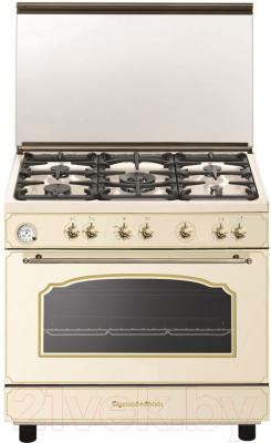 Кухонная плита Zigmund Shtain VGE 36.98 X