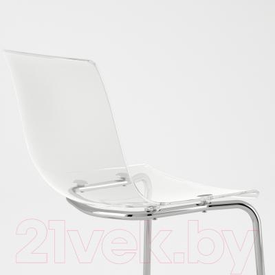 Стул Ikea Тобиас 201.150.38 (прозрачный)