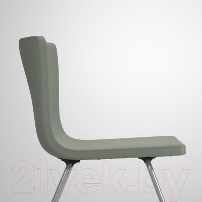 Стул Ikea Бернгард 303.347.33 (мьюк зеленый)