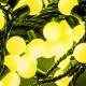 Светодиодная гирлянда Авилюкс Шарики LED LSBP-7115 (желтый) -