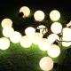 Светодиодная гирлянда Авилюкс Шарики LED LSBP-7115 (теплый белый) -