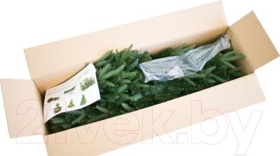 Ель новогодняя искусственная Green Trees Фьерро Премиум (2.4м)