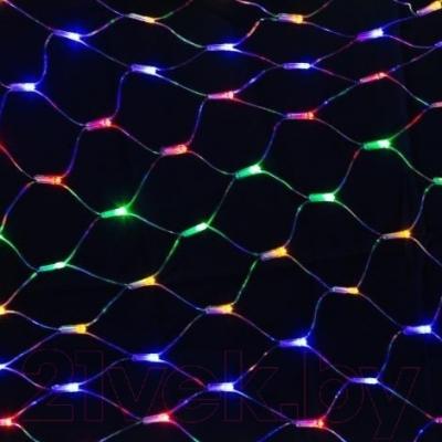 Светодиодная сеть Авилюкс LED-NL-288L (мультиколор)