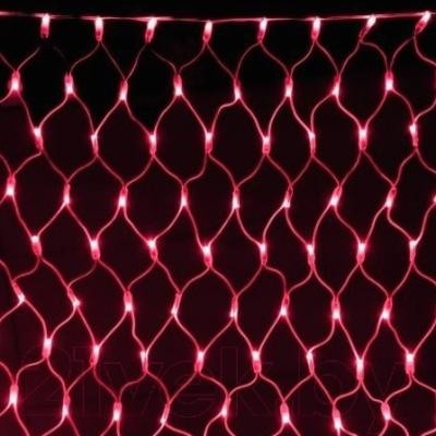 Светодиодная сеть Авилюкс LED-NL-288L (красный)