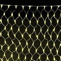 Светодиодная сеть Авилюкс LED-NL-288L (желтый) -