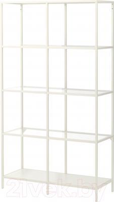 Стеллаж Ikea Витшё 403.034.39 (белый)