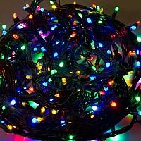 Светодиодная гирлянда Авилюкс Твинклайт LED-058-1/100-M (мультиколор) -