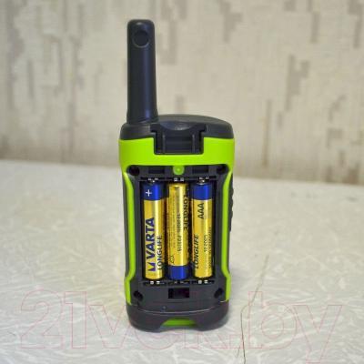 Радиостанция Motorola TLKR-T41 (зеленый)