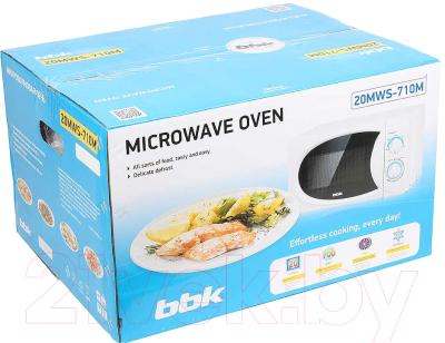 Микроволновая печь BBK 20MWS-710M/W - коробка