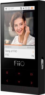 MP3-плеер FiiO M3 (черный)