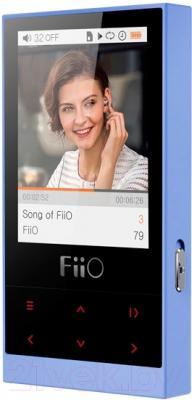 MP3-плеер FiiO M3 (синий)
