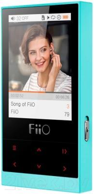 MP3-плеер FiiO M3 (голубой)