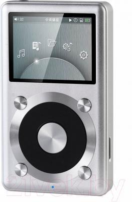 MP3-плеер FiiO X1 (серебристый)
