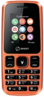 Мобильный телефон Senseit L105 (оранжевый) -