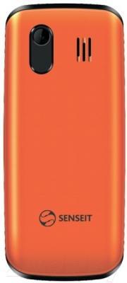 Мобильный телефон Senseit L105 (оранжевый)
