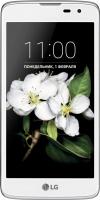 Смартфон LG K7 / X210DS (белый) -