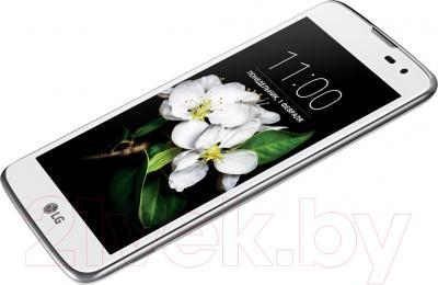 Смартфон LG K7 / X210DS (белый)