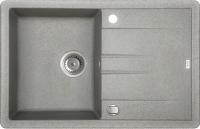 Мойка кухонная Iddis Vane G V12G781i87 (серый) -