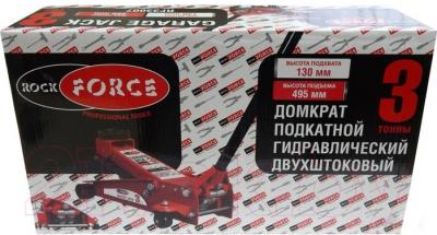 Подкатной домкрат RockForce RF33007