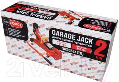 Подкатной домкрат RockForce T820033XE (оранжевый)