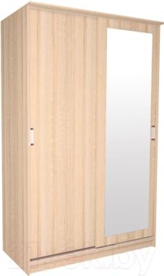 Шкаф Интерлиния Неаполь АН-011-12-01 (дуб сонома)