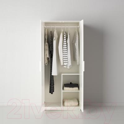 Шкаф Ikea Бримнэс 502.180.30