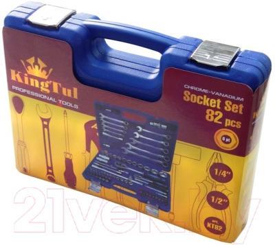 Универсальный набор инструментов KingTul KT82