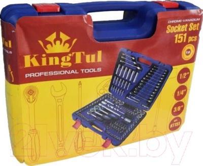 Универсальный набор инструментов KingTul KT151
