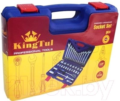Универсальный набор инструментов KingTul KT37