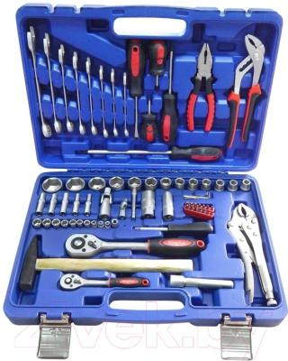 Универсальный набор инструментов KingTul KT72