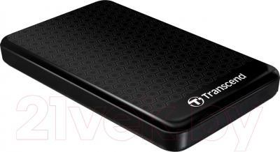 Внешний жесткий диск Transcend StoreJet 25A3 2TB Black (TS2TSJ25A3K)
