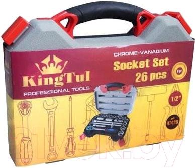 Универсальный набор инструментов KingTul KT426