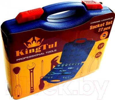 Универсальный набор инструментов KingTul KT22