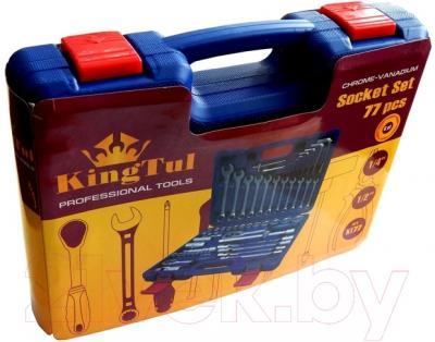 Универсальный набор инструментов KingTul KT77