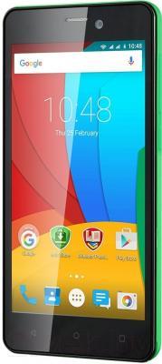 Смартфон Prestigio Wize P3 3508 / PSP3508DUOGREEN (зеленый)