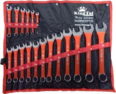 Набор однотипного инструмента KingTul KT-3018K