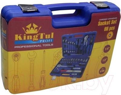 Универсальный набор инструментов KingTul KT66