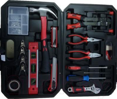 Универсальный набор инструментов KingTul KT123