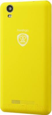 Смартфон Prestigio Wize P3 3508 / PSP3508DUOYELLOW (желтый)