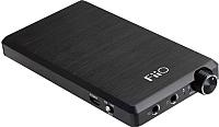 Портативный усилитель для наушников FiiO E12 (черный) -