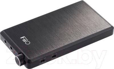 Портативный усилитель для наушников FiiO E12 (черный)