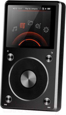 MP3-плеер FiiO X5 II (черный)