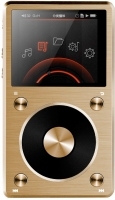 MP3-плеер FiiO X5 II (золотистый) -