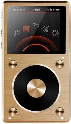 MP3-плеер FiiO X5 II (золотистый)