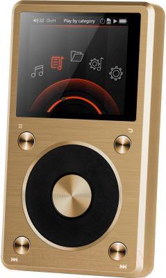MP3-плеер FiiO X5 II (золото)