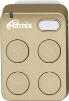 MP3-плеер Ritmix RF-2500 (8Gb, золото) -
