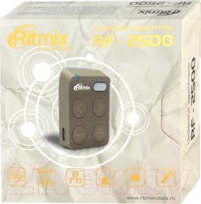 MP3-плеер Ritmix RF-2500 (8Gb, золото)
